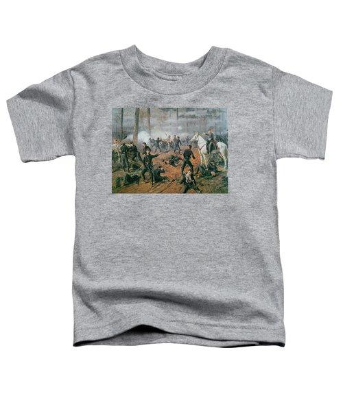 Battle Of Shiloh Toddler T-Shirt