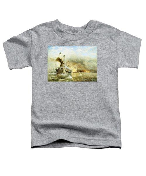 Battleships At War Toddler T-Shirt
