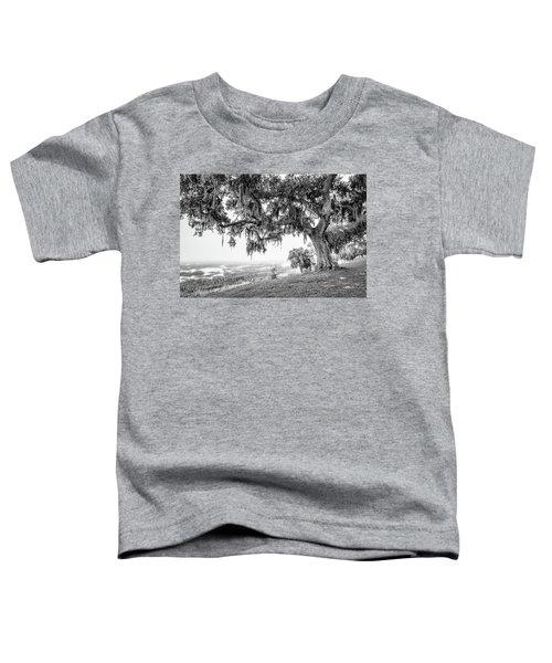 Bay Street Oak View Toddler T-Shirt