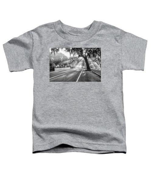 Bay Street Rays Toddler T-Shirt