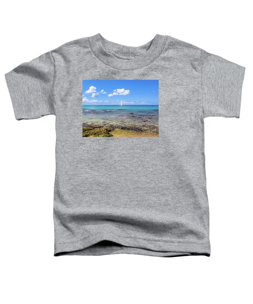 Bayahibe Coral Reef Toddler T-Shirt