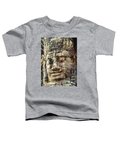 Bayon 2 Toddler T-Shirt by Werner Padarin