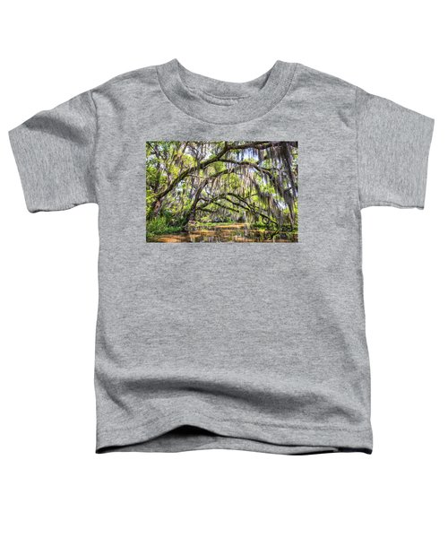 Bayou Cathedral Toddler T-Shirt