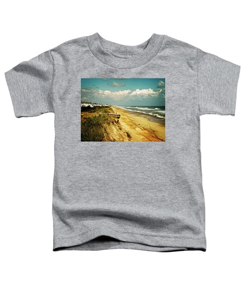 Beach At Corolla Toddler T-Shirt
