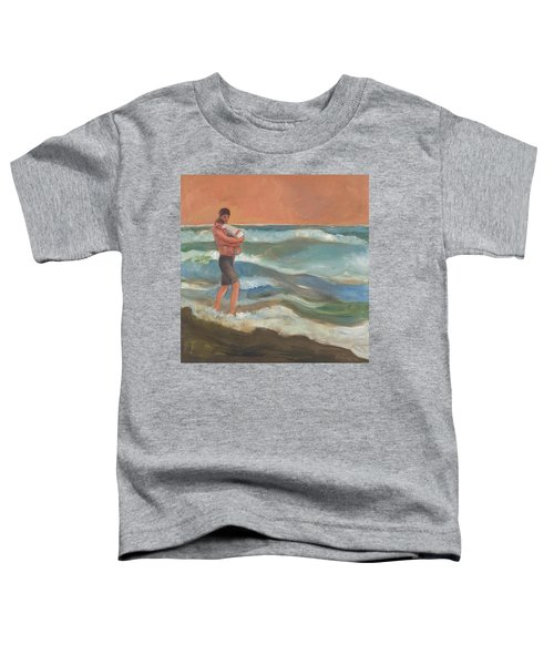 Beach Baby Toddler T-Shirt