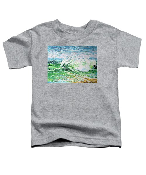 Beach Blast Toddler T-Shirt