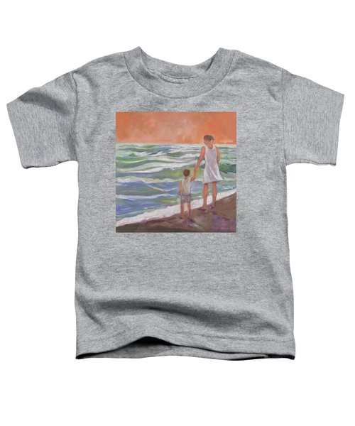 Beach Boy Toddler T-Shirt
