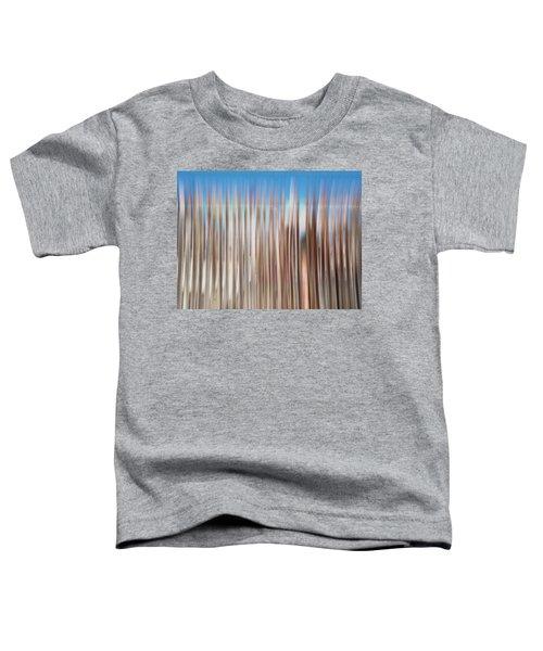 Beach Fence Toddler T-Shirt