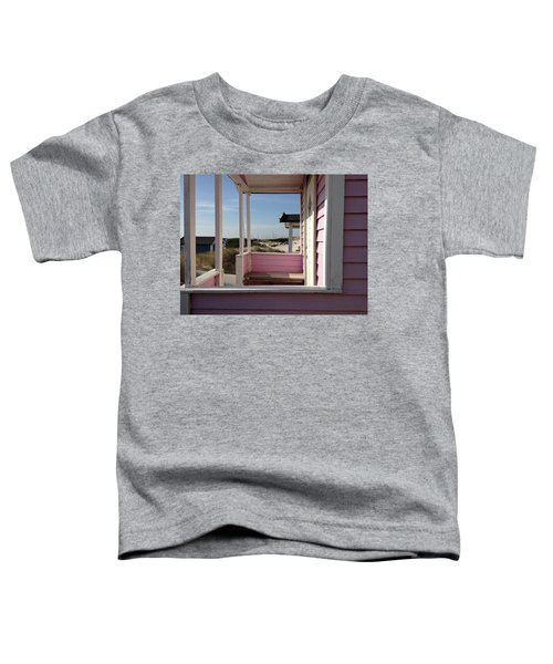 Beach Houses Toddler T-Shirt