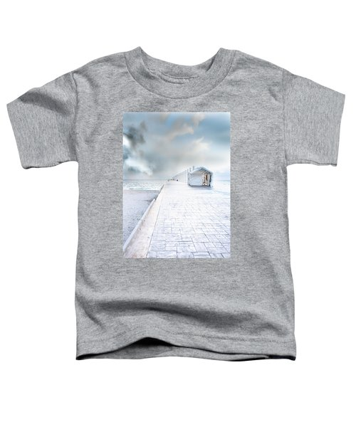 Beach Pier Toddler T-Shirt
