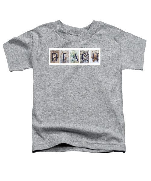 Beach Toddler T-Shirt