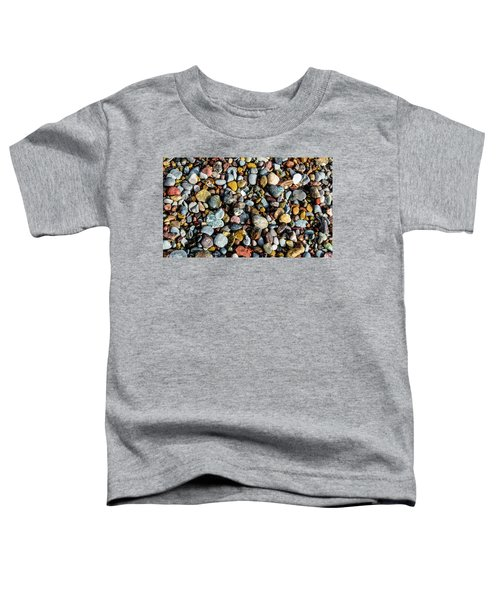 Beach Rocks Toddler T-Shirt