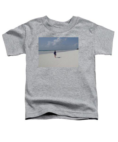 Beach Run Toddler T-Shirt