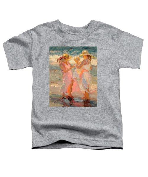 Beach Time Toddler T-Shirt