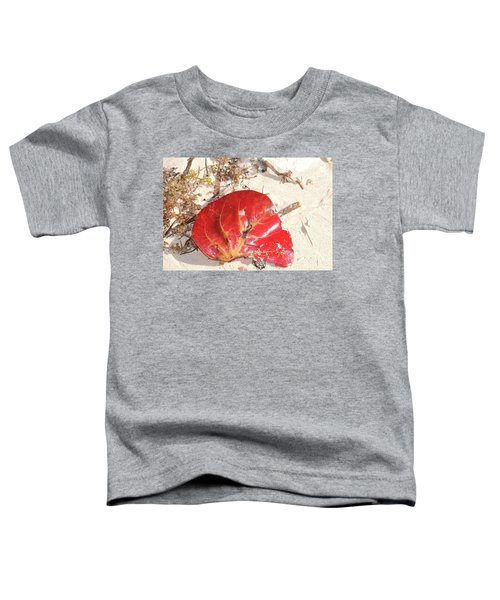 Beach Treasures 1 Toddler T-Shirt