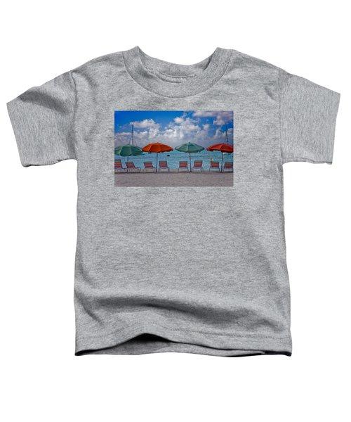 Beachie Keen Toddler T-Shirt