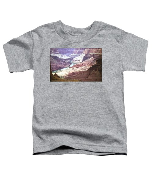 Beamer Trail, Grand Canyon Toddler T-Shirt
