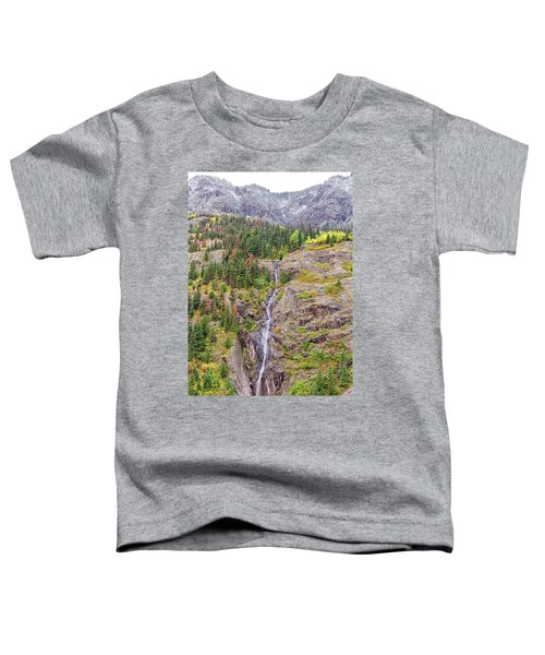 Bear Creek Falls Toddler T-Shirt