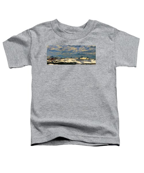 Bear Tooth Mountain Range Toddler T-Shirt