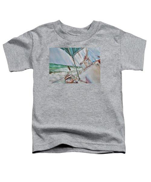 Beating Windward Toddler T-Shirt