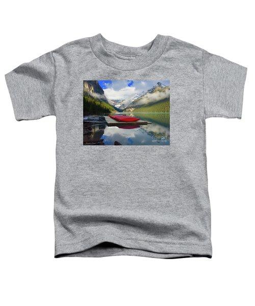 Beautiful Banff Toddler T-Shirt
