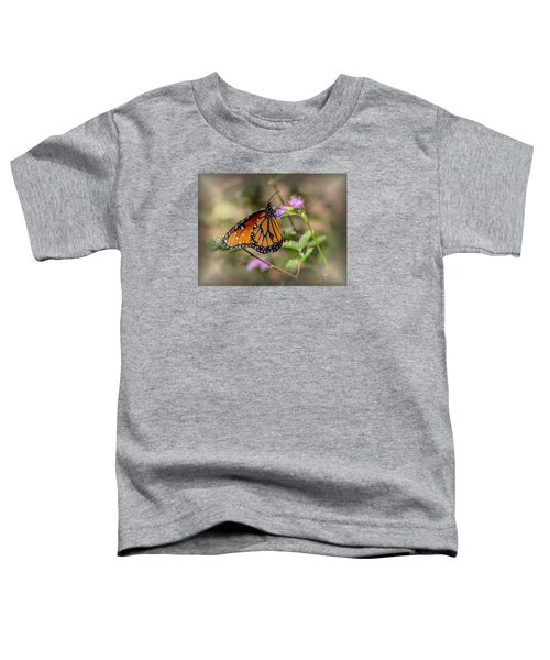 Beautiful Butterfly Toddler T-Shirt