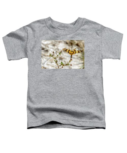 Beautiful Dragonfly Toddler T-Shirt