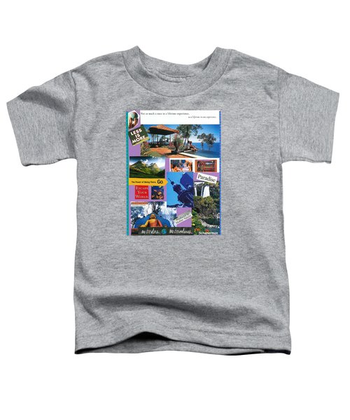 Beauty All Around Toddler T-Shirt