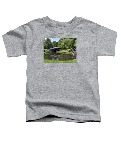 Beauty And Peace Toddler T-Shirt