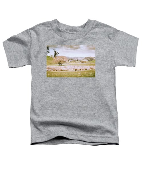 Beauty In Rustic Gretna Toddler T-Shirt