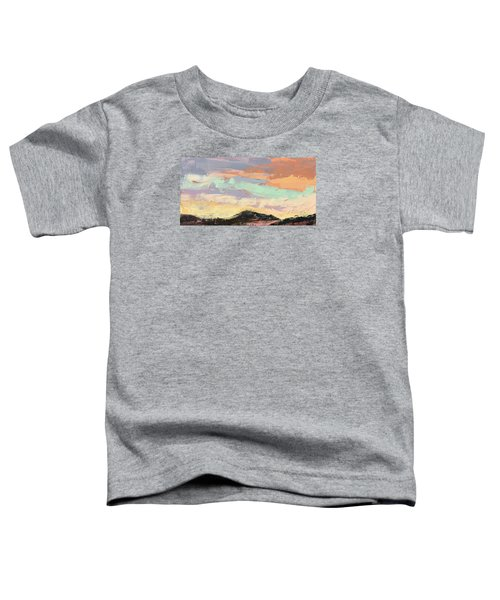 Beauty In The Journey Toddler T-Shirt