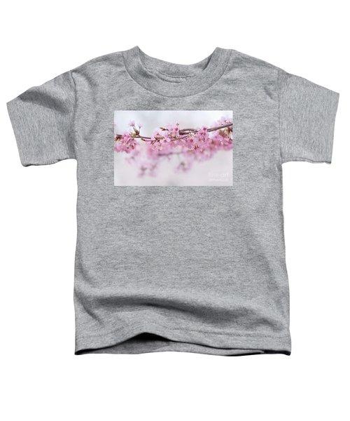 Beauty Of Blossom Toddler T-Shirt