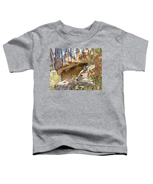 Beaver Wannabe Toddler T-Shirt