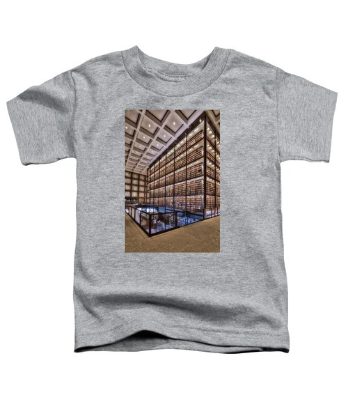 Beinecke Rare Book And Manuscript Library Toddler T-Shirt
