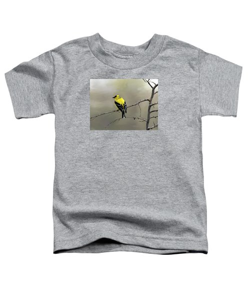 Believe In Yourself Toddler T-Shirt