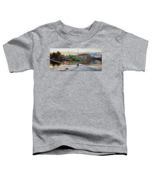 Belize City Harbor Toddler T-Shirt