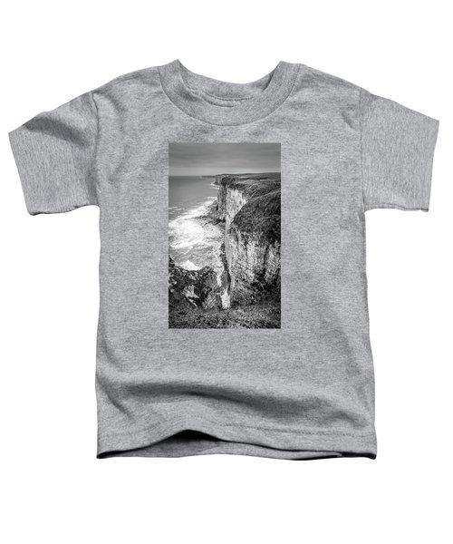 Bempton Cliffs Toddler T-Shirt