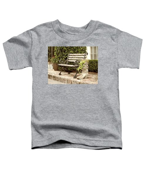 Bench And Boot 2 Toddler T-Shirt