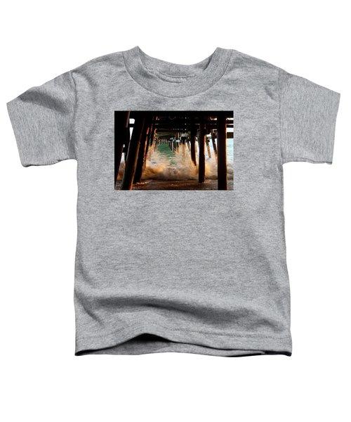 Beneath The Pier Toddler T-Shirt