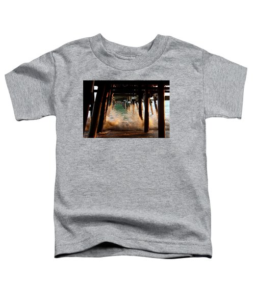 Beneath The Pier Toddler T-Shirt