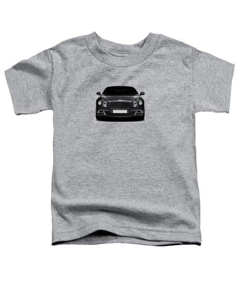 Bentley Continental Gt Toddler T-Shirt