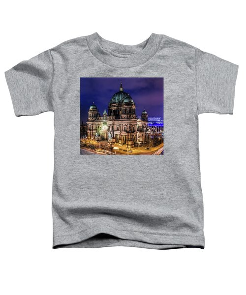 Berlin Cathedral Toddler T-Shirt