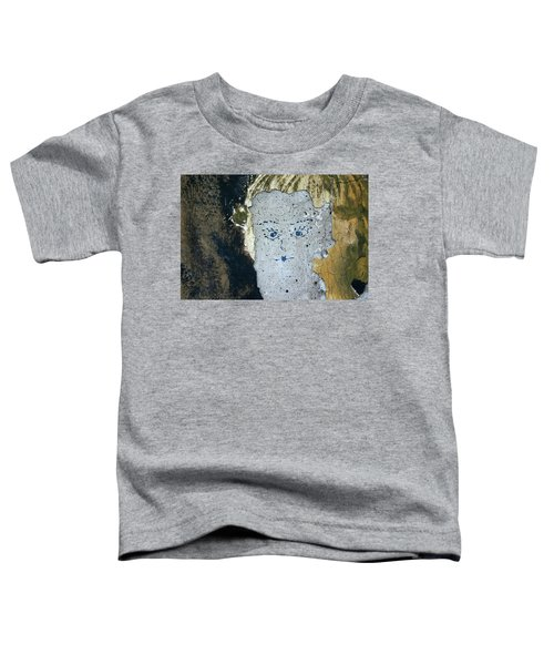 Berlin Wall Mural Toddler T-Shirt
