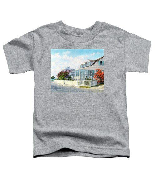 Beside The Point I Toddler T-Shirt