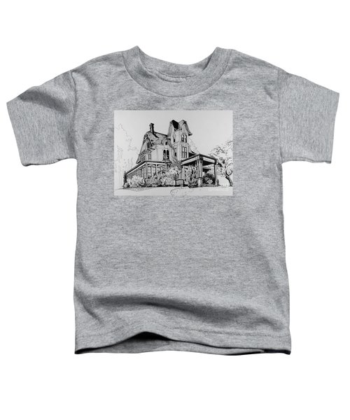 Betsy Ross' Home In Dover, N.j. Toddler T-Shirt