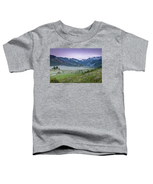 Between Night And Day Toddler T-Shirt