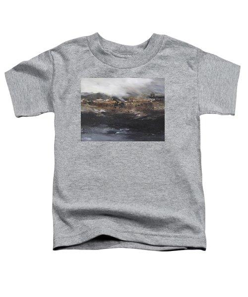 Beyond The Cliffs Toddler T-Shirt