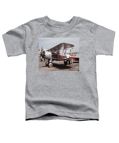 Bi-wing-3 Toddler T-Shirt