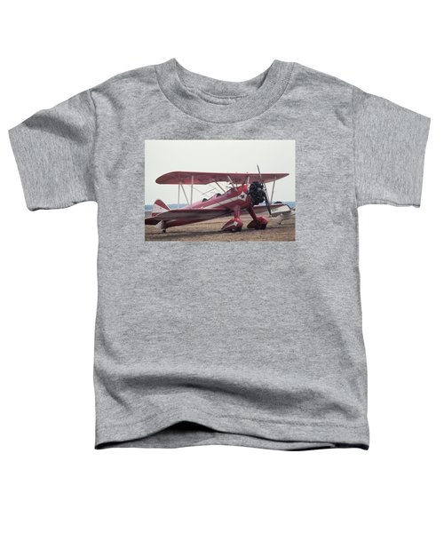Bi-wing-9 Toddler T-Shirt