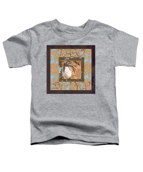 Bianco Vinaccia Toddler T-Shirt